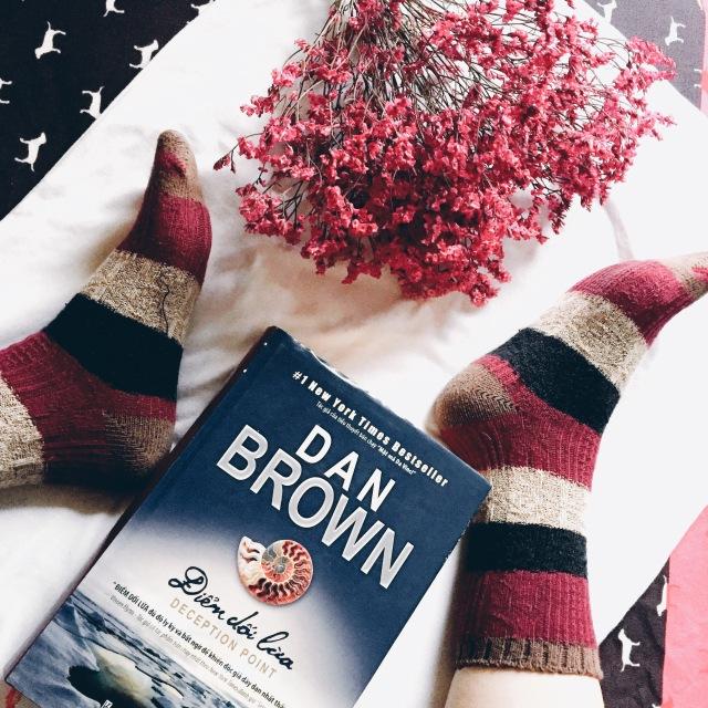 BOOK REVIEW/: ĐIỂM DỐI LỪA (DECEPTION POINT) – DAN BROWN – mucmocmeo