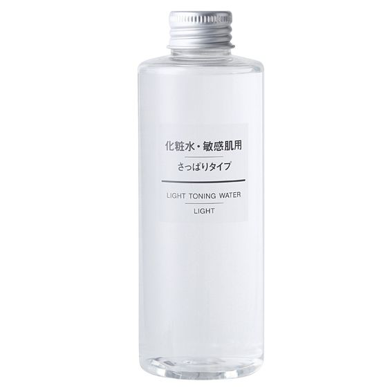 Muji Light Toning Water
