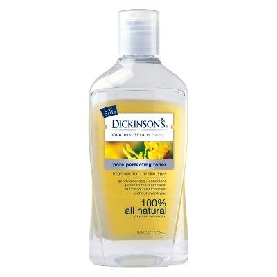 Dickinsons Original Witch Hazel Pore Perfecting Toner